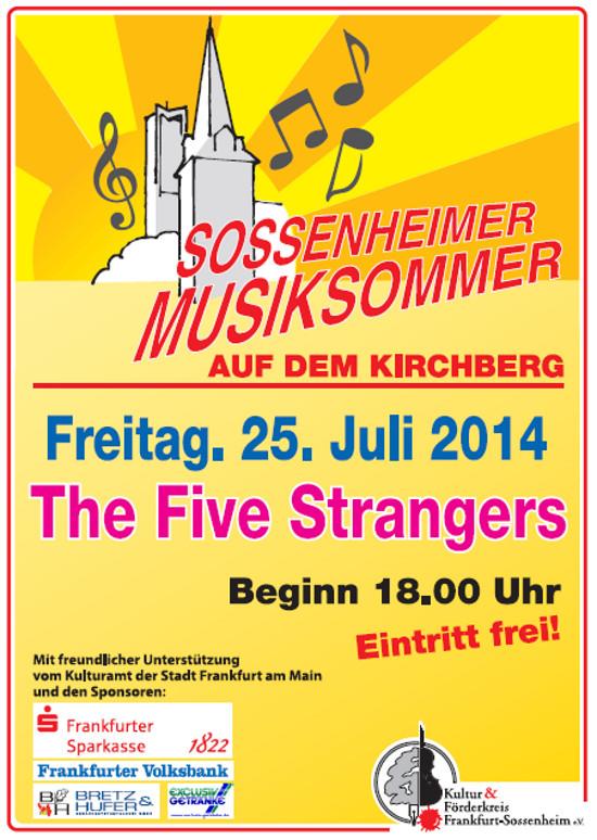 KuFö Sossenheimer Musiksommer 2014