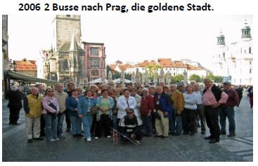 2006 Prag die goldene Stadt