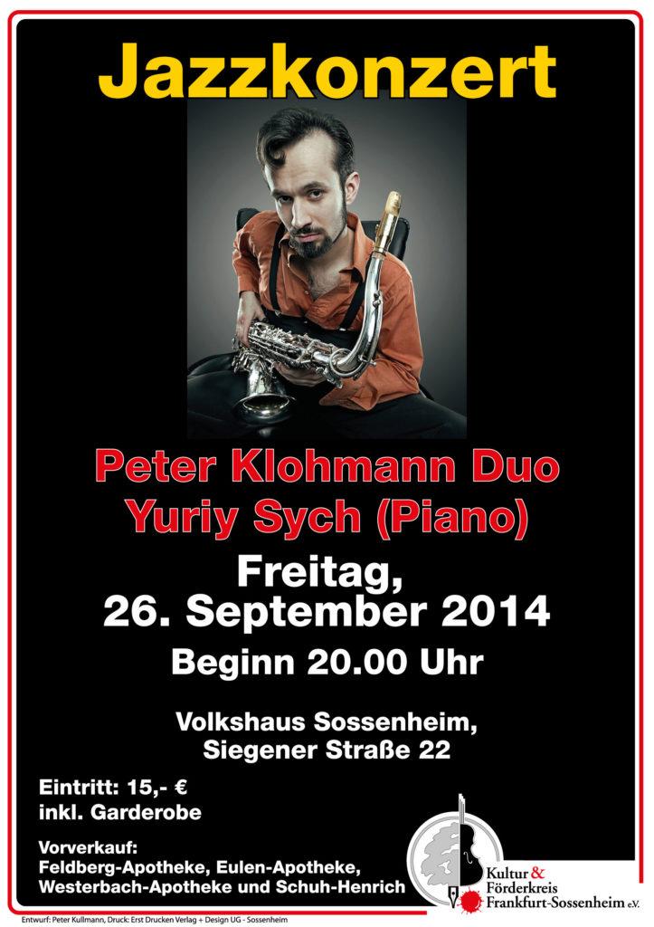 KuFö_Klohmann_Jazz_Plakat_A1_V3_Pfade