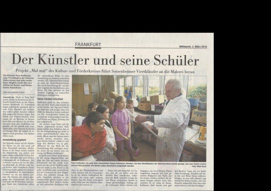 Hchster Kreisblatt Mal mal 02.03.16
